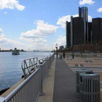 Photo of RiverWalk in Detroit