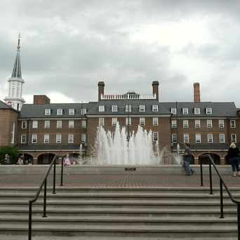 Photo of Market Square in Old Town, Alexandria