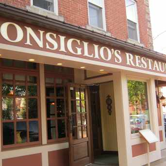 Photo of Consiglio's in Wooster Square, New Haven