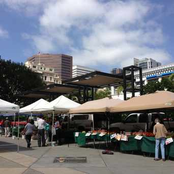 Photo of Horton Square Farmers Market in Horton Plaza, San Diego