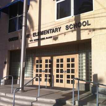 Photo of Queen Anne Place Elementary School in Mid City, Los Angeles