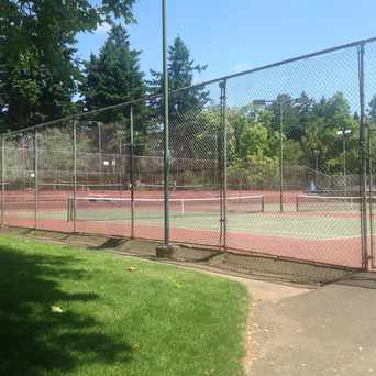Photo of Tennis Courts in Grant Park, Portland