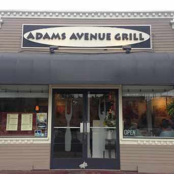 Photo of Adams Avenue Grill in University Heights, San Diego
