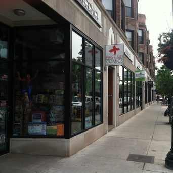 Photo of FIRST AID COMICS in East Hyde Park, Chicago
