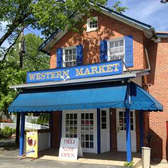 Photo of Western Market in American University Park, Washington D.C.
