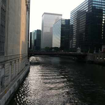 Photo of View Of The Canal in West Loop Gate, Chicago