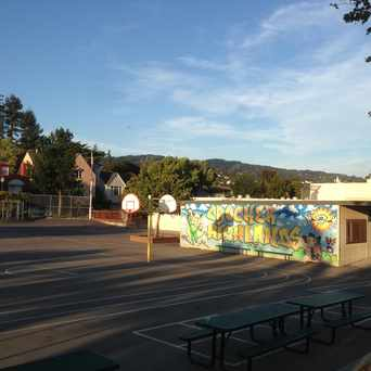 Photo of Crocker Highlands Elementary School in Crocker Highland, Oakland