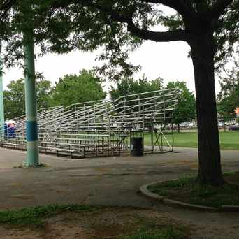 Photo of Doherty Gibson Playground in South Dorchester, Boston