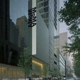 Photo of The Museum of Modern Art in Midtown, New York