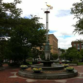 Photo of City Square Park in Charlestown, Boston