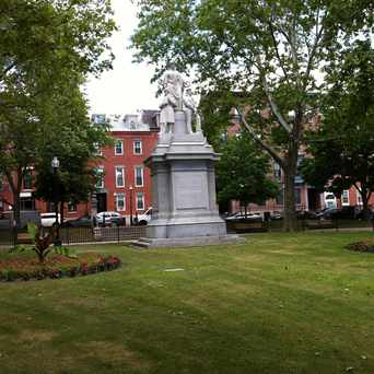 Photo of Winthrop Square in Charlestown, Boston