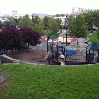 Photo of Mission Hill Playground in Boston