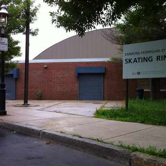 Photo of Emmons-Horrigan-O'Neil Skating Rink in Charlestown, Boston