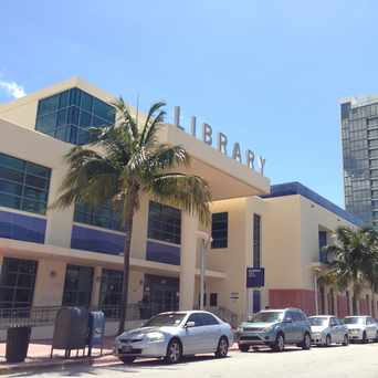 Photo of Miami Beach Public Library in Miami Beach