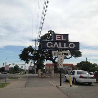 Photo of El Gallo Restaurant in Dawson, Austin