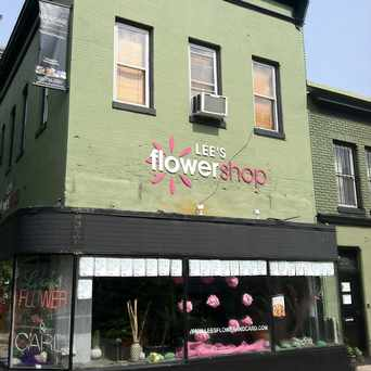 Photo of Lee's Flower & Card Shop in Shaw, Washington D.C.