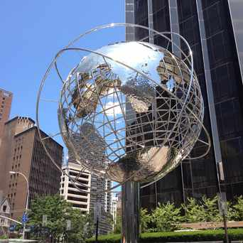 Photo of The Globe at Trump International Hotel And Tower in Central Park, New York