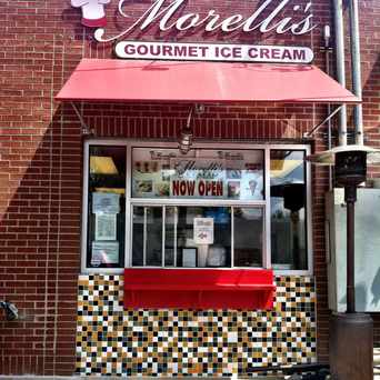 Photo of Morellis Gourmet Ice Cream in Atlanta
