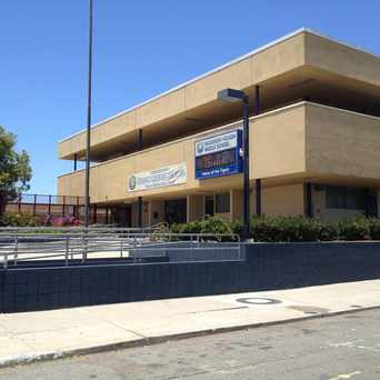 Photo of Wilson Middle School in Corridor, San Diego