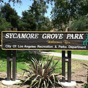 Photo of Sycamore Grove Park in Mount Washington, Los Angeles