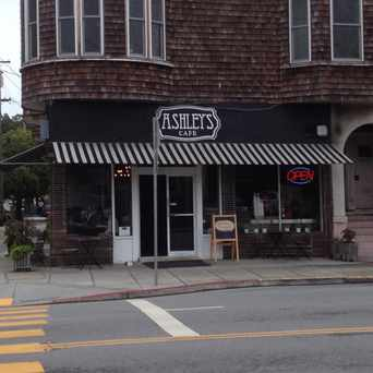 Photo of Ashley's Cafe in Inner Richmond, San Francisco