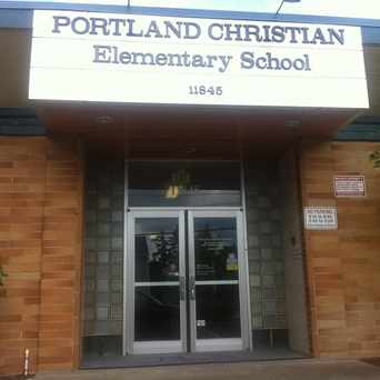 Photo of Portland Christian Elementary School in Mill Park, Portland