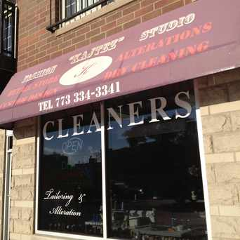 "Photo of Kajtez Fashion Studio (""K"" Cleaners) in Budlong Woods, Chicago"