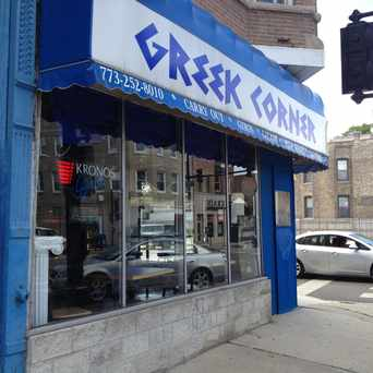 Photo of Greek Corner Restaurant in Ukrainian Village, Chicago