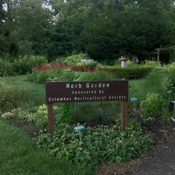 Photo of Park of Roses at Whetstone Park in Northmoor, Columbus