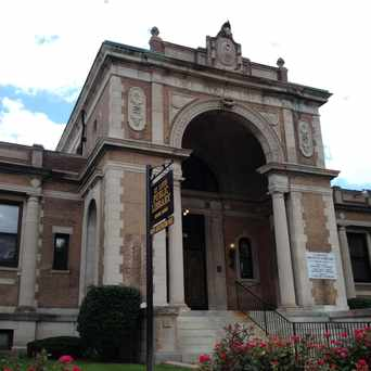 Photo of St Louis Public Library in St. Louis