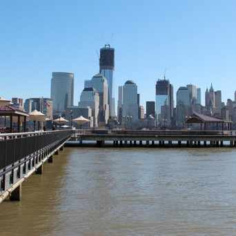 Photo of Manhattan Skyline in The Waterfront, Jersey City