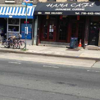 Photo of Hana Cafe & Japanese Restaurant in Gowanus, New York