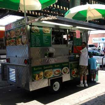 Photo of Sabor Mexicano Taco Stand in Jackson Heights, New York