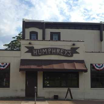 Photo of Humphrey's Restaurant & Tavern in Midtown, St. Louis