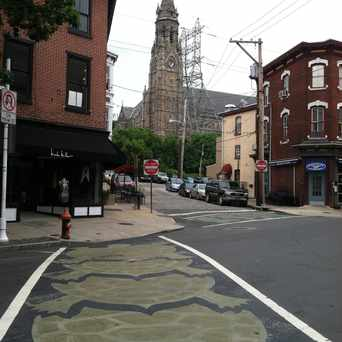 Photo of Main St & Rector St in Manayunk, Philadelphia