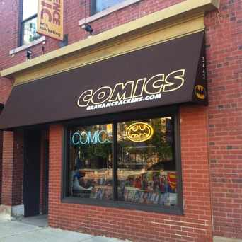 Photo of Graham Crackers Comics in Edgewater Beach, Chicago