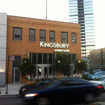 Photo of Kingsbury Street Cafe in Goose Island, Chicago
