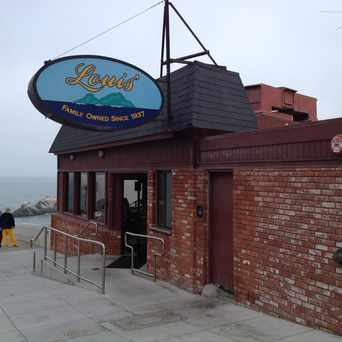 Photo of Louis' Restaurant in Outer Richmond, San Francisco