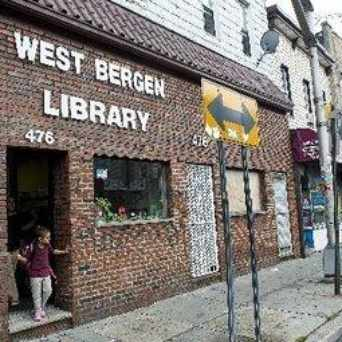 Photo of Bergen Library, Jersey City in West Side, Jersey City