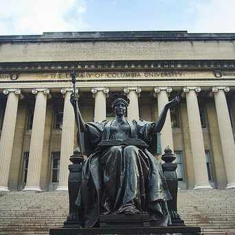 Photo of New York Public Library in Morningside Heights, New York