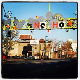 Photo of NoHo Arts District in North Hollywood, Los Angeles