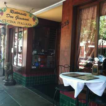Photo of Ristorante Don Giovanni in Mountain View