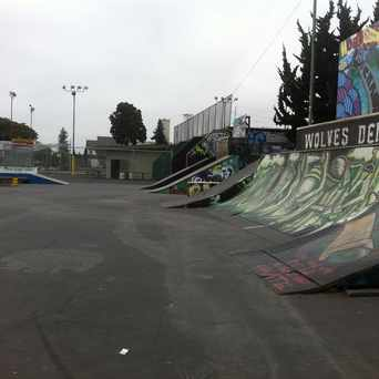 Photo of Skate Park in Oak Center, Oakland