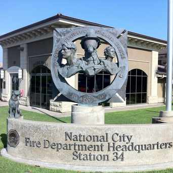 Photo of National City Fire Department in National City