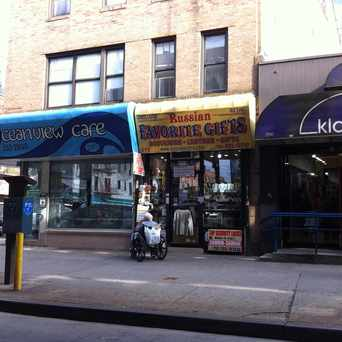 Photo of Ocean View Cafe in Brighton Beach, New York