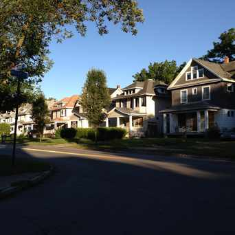Photo of Residential area homes in 19th Ward, Rochester
