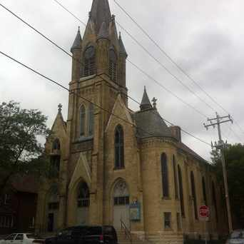 Photo of King Solomon Baptist Church in Juneau Town, Milwaukee