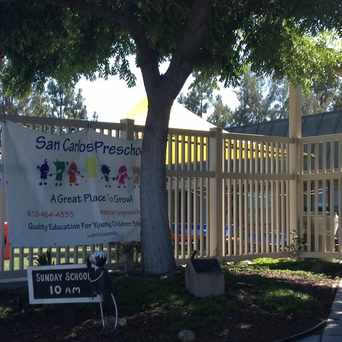 Photo of San Carlos Preschool in Lake Murray, San Diego
