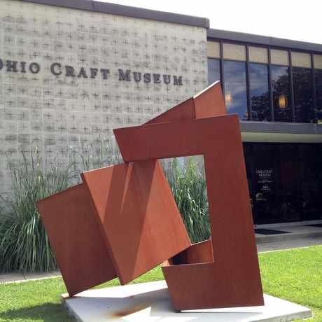 Photo of Ohio Craft Museum in Tri-Village, Columbus