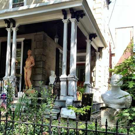 Photo of Hamilton Wood Carvings in Powelton, Philadelphia